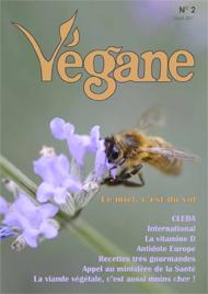 archive magazine 2 de la société végane française